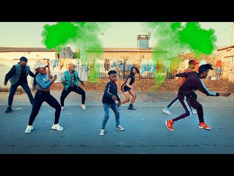 Master KG - Jerusalema ft. Nomcebo Best Dance Challenge | Katlehong Kids