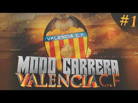 FICHAJES!! FIFA 18 - MODO CARRERA EN ESPAÑOL - VALENCIA CF