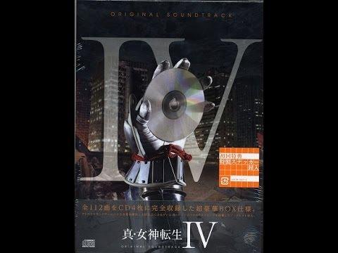 Shin Megami Tensei IV OST - Battle Theme Compilation