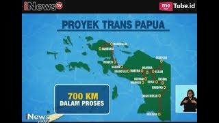 3 Tahun Masa Kerja, Pembangunan Infrastruktur Menjadi Prioritas Jokowi-JK - iNews Siang 20/10