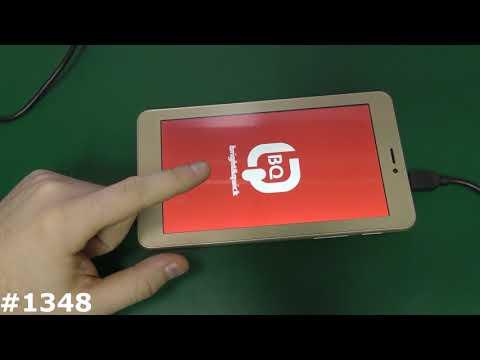 Hard Reset и Разблокировка FRP аккаунта BQ 7081G Charm