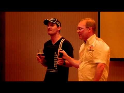 """Colin Edwards Sepang 2011 Q&A: """"I don't want to see this on YouTube"""""""