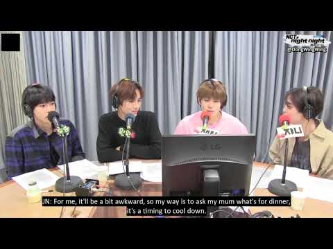 [ENGSUB] 170930 NCT Night Night Childhood Dream - Winwin, Doyoung