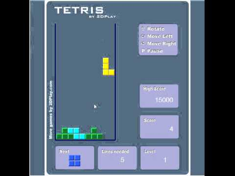 tetris online kostenlos spielen ohne anmeldung youtube. Black Bedroom Furniture Sets. Home Design Ideas