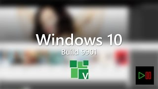 Windows 10 Build 9901 (PT-BR)