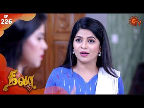 Nila - Episode 226 | 13th December 19 | Sun TV Serial | Tamil Serial