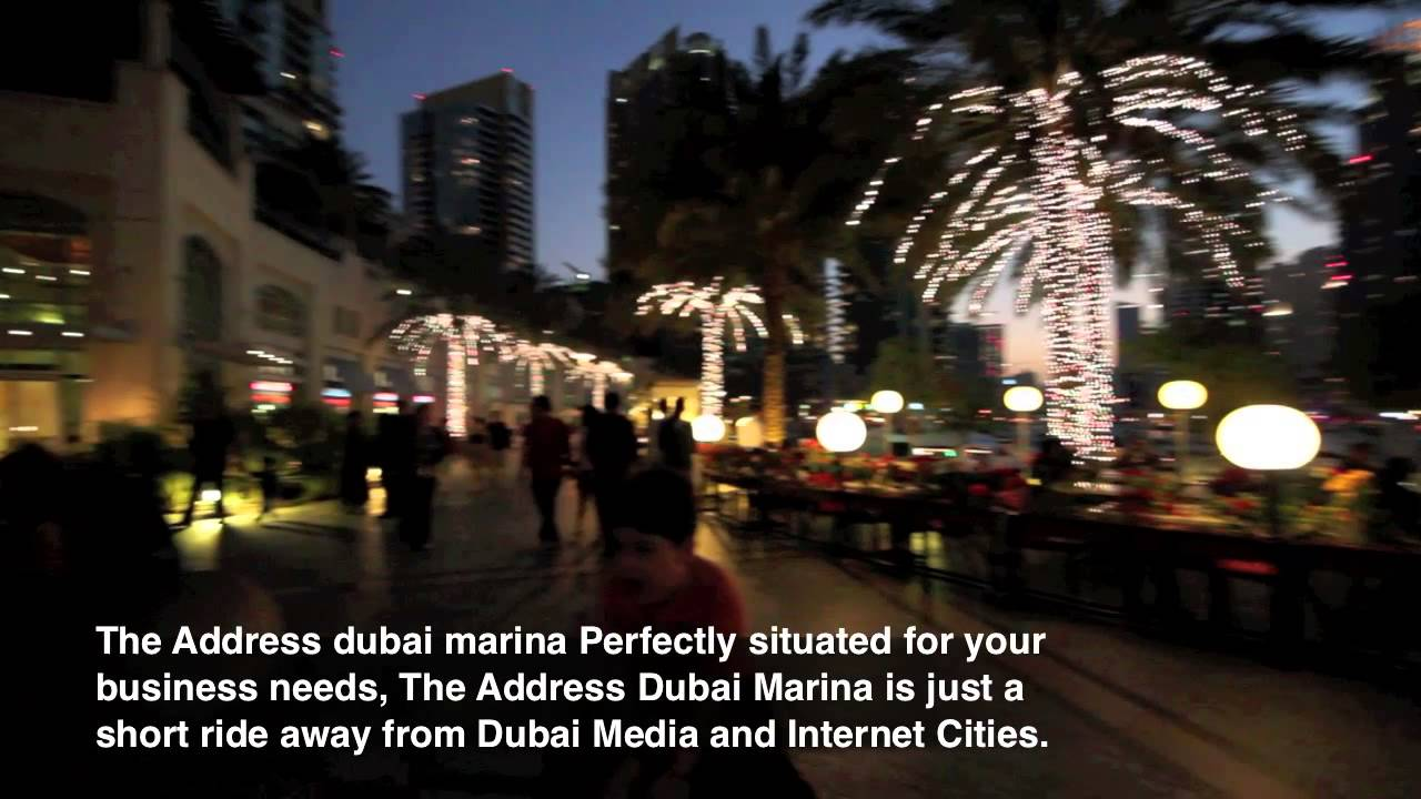 Dubai Marina Apartments for Rent and Sale - YouTube
