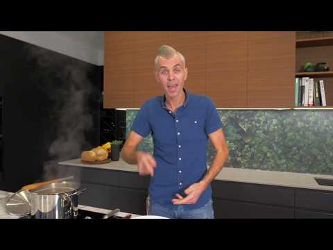 Open Homes Australia - Recipe: Italian Penne Pasta