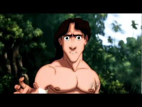 She Moves Like This Tarzan X Jane