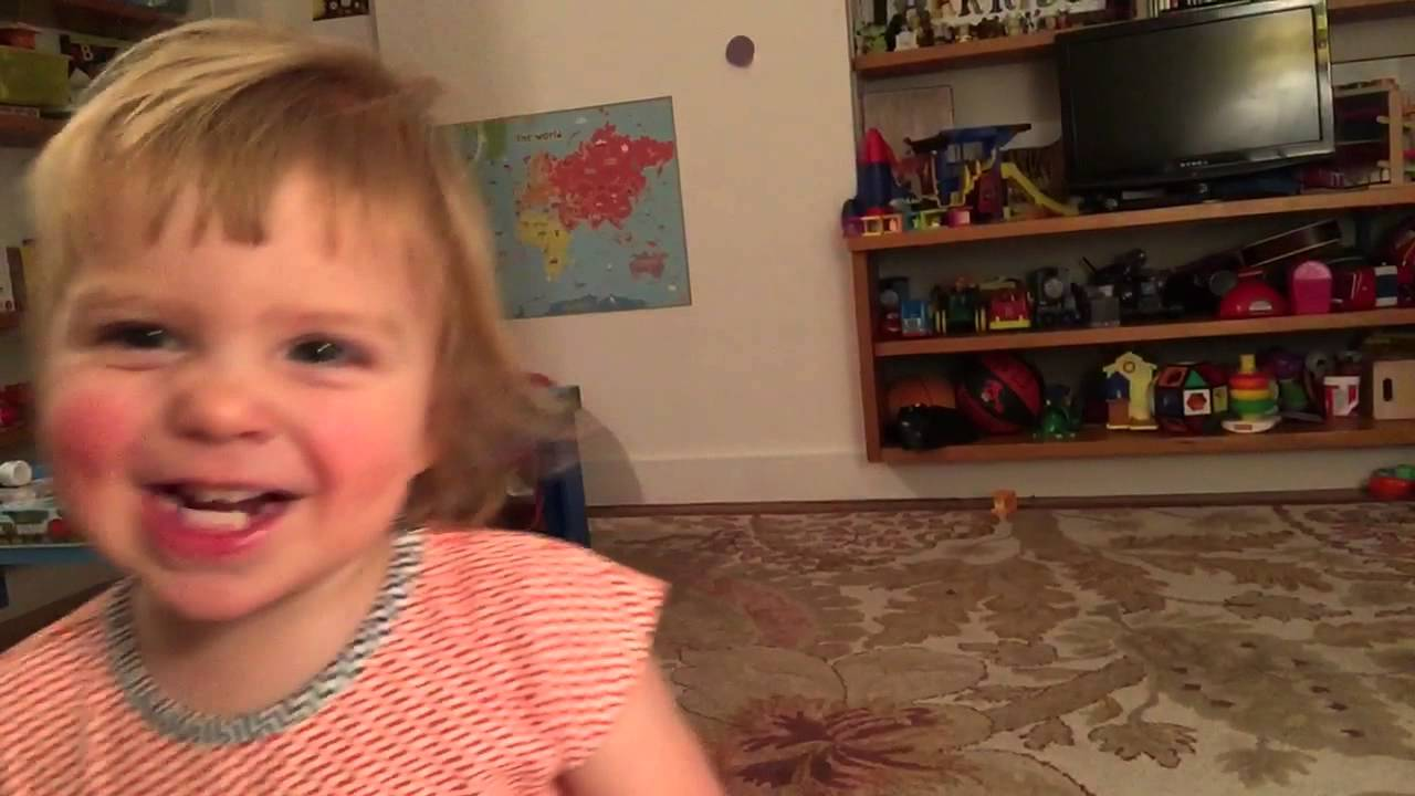 Top 25 words of a 20 month old - YouTube