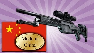 How To Use The AWP: Made In China