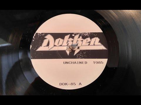 """Dokken """"Unchained"""" 1985 Part 1"""