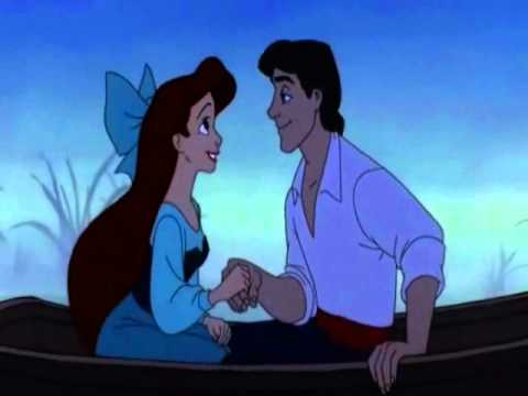 Kiss the girl The little mermaid lyrics