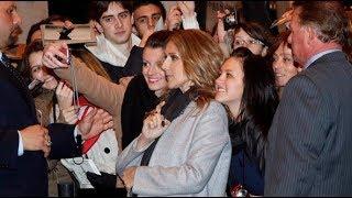 8 Times Céline Dion surprised her fans!