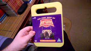 The Very Best Of Brum DVD Review (2 Entertain Carry-Case Release Version)