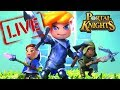 PORTAL KNIGHTS xbox one multiplayer live part one