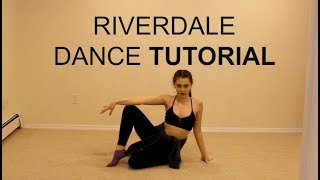 RIVERDALE DANCE-OFF (TUTORIAL)