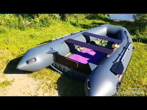 Лодка НДНД Хантер 360 А - реальный отзыв после покупки лодки