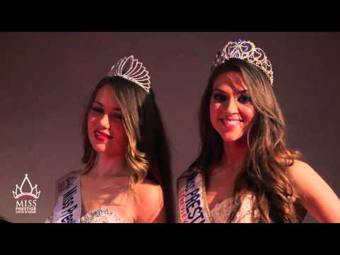 Ksénia Antonova élue Miss Prestige Côte d'Azur 2015