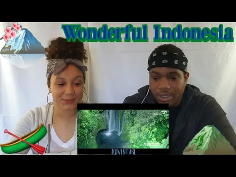 Wonderful Indonesia Reaction Video