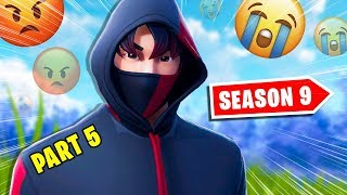 Salty Fortnite Players React To Ikonik Skin & Scenario Emote (Part 5)