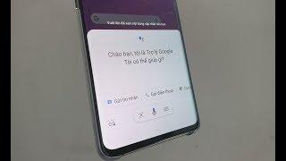 Google Assistant Tiếng Việt - Cài đặt và trải nghiệm trợ lý ảo Google