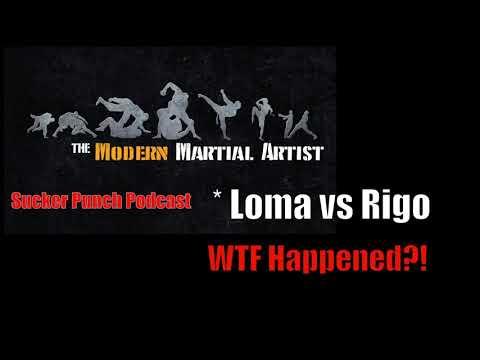 Loma vs Rigo - WTF HAPPENED? - Striking Thoughts # 9