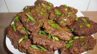 Очень вкусные оладушки из куриной печени