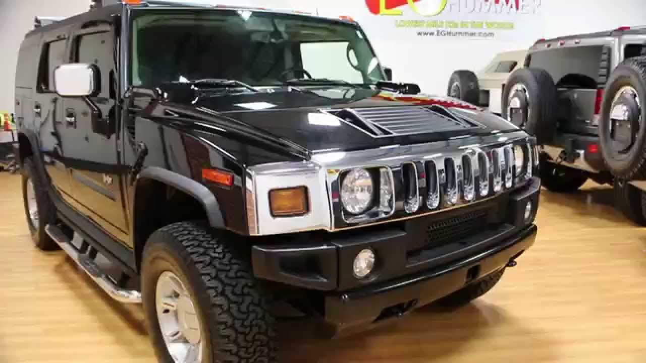 2004 hummer h2 for saleleatherlike new with only 3725 miles 2004 hummer h2 for saleleatherlike new with only 3725 miles youtube vanachro Image collections