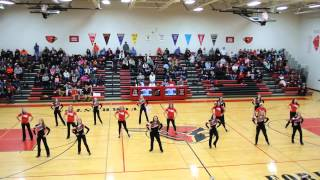 Mambo No. 5  2015 Alumni Dance Routine Forreston High School