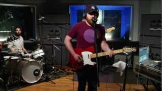 """Manchester Orchestra perform """"Simple Math"""" at Red Bull Studio"""