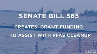 Sen. Bumstead on Senate Bill 565: Protecting MI Water