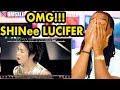 SHINee 샤이니 'Lucifer' MV | FREAKING AMAZING!!! | REACTION!!!