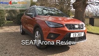 SEAT Arona 2018 Road Test & Review