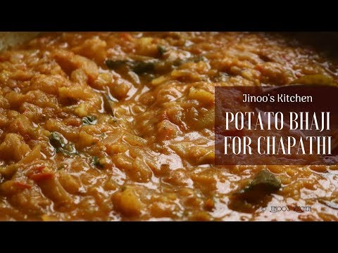 Potato Curry For Chapathi Kerala Style   Potato Recipes For Chapathi
