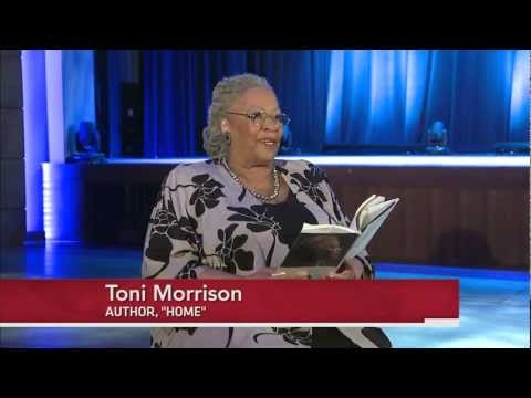 "Toni Morrison Reads From Her Novel ""Home"""