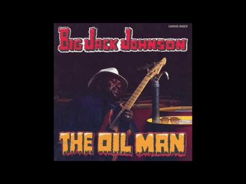 BIG JACK JOHNSON (Lambert , Mississippi , U.S.A) - I'm Gonna Give Up Disco And Go Back To The Blues