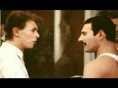 Freddie Mercury David Bowie Under Pressure a Cappella