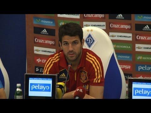 Favourites Spain face Italy in Euro 2012 final
