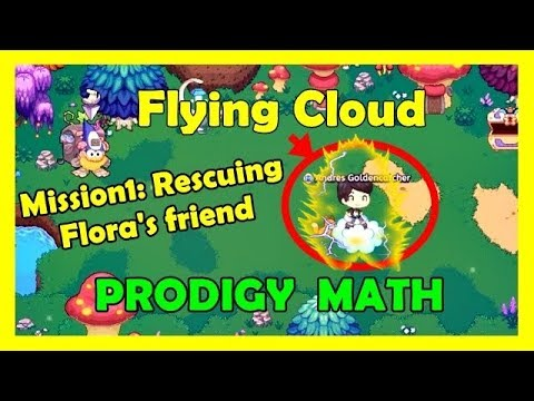 Flying Cloud Prodigy Membership Mission1 Rescuing Floras