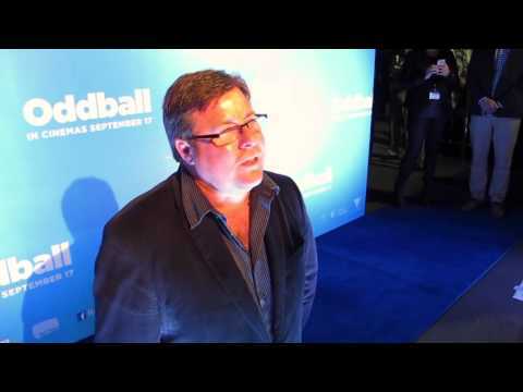 Oddball // The Movie // Interview with Shane Jacobson
