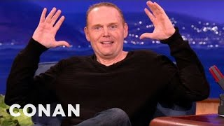 Download Bill Burr Thinks Most People Online Are Evil - CONAN on TBS Mp3 and Videos
