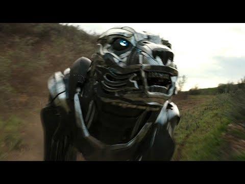 Гигантская робот-собака Аксель сбегает от военных. Аксель. 2018
