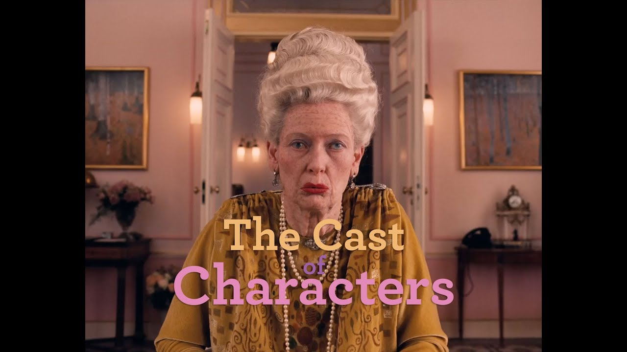 The grand budapest hotel meet the cast of characters for Character hotel