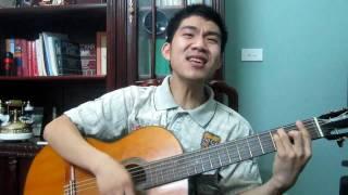 Con Đường Tình Yêu  guitar cover