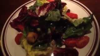 Field Greens Salad Plate