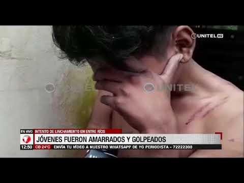 Uno de los tres jóvenes confesó haber robado una moto, ocurrió en Entre Ríos