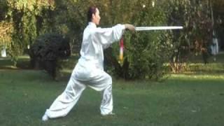 Tai Chi Sword 42-Form