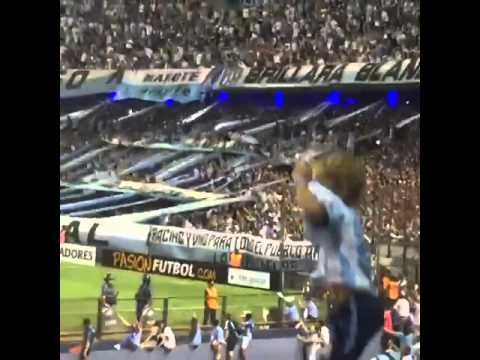 Argentinian Racing club little fan .... Passion