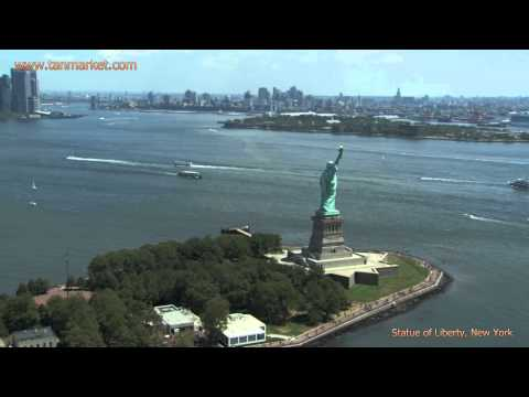 Statue of Liberty 1, HD Collage Video - youtube.com/tanvideo11
